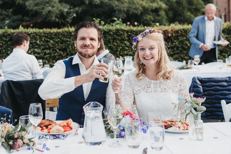 Bruiloftdiner